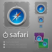 Safari Icon by FSGdesigns