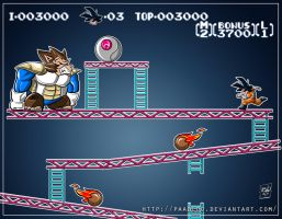 Dragon Kong Z by PAabloO