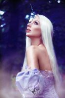 The Last Unicorn by Lillyxandra