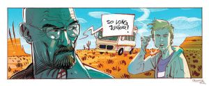 Breaking Bad by Jovan-Ukropina
