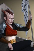The Inquisitor Deelys by Merwild