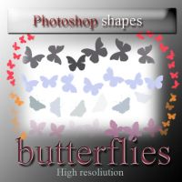 butterflies2 high resolution by feniksas4