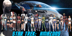Star Trek:  Amazons by Avatar86