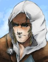 Edward Kenway by Rai-A-Day