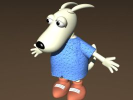 Rocko In The Works 3 by WillowFox