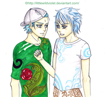 Grimmjow-Pantera by littleWildviolet