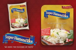Super Diamond Rice by workstation