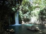 The Banias Waterfall by mit19237