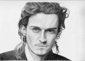 Orlando Bloom by wavefreak