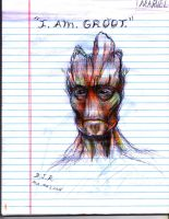 We are Groot by BenRusk
