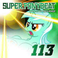 Super Ponybeat Vol. 113 Mock Cover by TheAuthorGl1m0