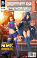 Teen Titans - New Dynamic Duo by Spacecowboytv
