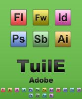 TuilE Icons - Adobe by Lukeedee
