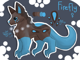 Firefly Reference Sheet by ForestGlade