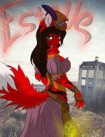 Time Lord: Estelle by Ulrich-Ironpaw