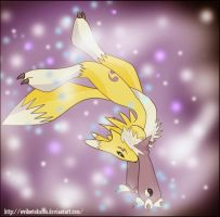 Renamon by evilSetoKaiba