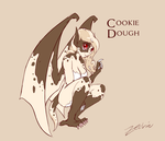 Commission - CookieDough by Zedrin