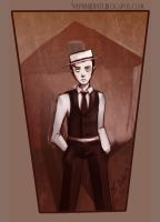 Silent: Buster Keaton by MarionetteDolly