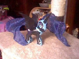 MLP Custom Nightmare Moon pic 1 of 6 by FlutterValley