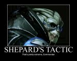 Shepard's Tactic by LadySira