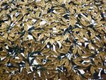 Metal leaves by jaqx-textures