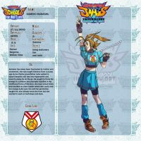 RIVAL SCHOOLS THE NEW CLASS - KAMEKO MUNASHU by T-Spencil