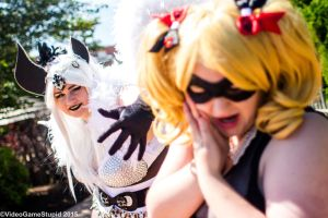 ColossalCon 2015 - Mega Absol(PS) 21 by VideoGameStupid