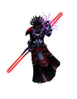 Darth Vedris (Helm) by Eiluvision