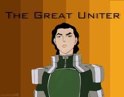 Kuvira The Great Uniter by AnanyaArts