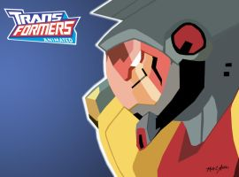 Omega Supreme Animated WP by hiredhand