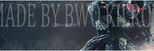 Crysis Forum Sig by Quarion-Design