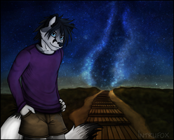 The Edge of Existence by Intrufox