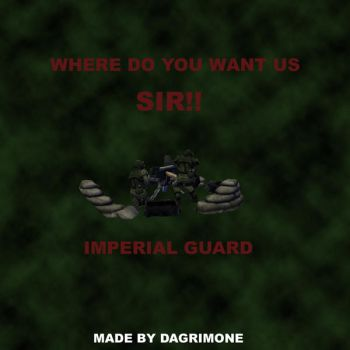 imperial guard by DaGrImOnE