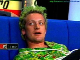 Tre Cool 2 by anjake04