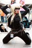 Cosplay ID as Lady Gaga by chenmeicai