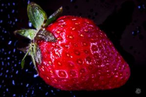 Strawberry Macro 0001 by etsap