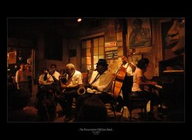 Preservation Hall Jazz Band by thedrifterzaz