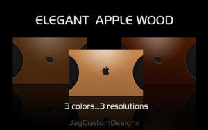 Elegant Apple Wood by JayCustom