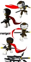 NINJA by Xeno-striker
