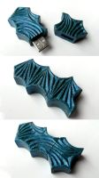 MDF USB KEY! by MassoGeppetto