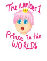The Number 1 Prince in the World by blacksakurachan