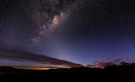 Dance of the Sky by MarkLucey
