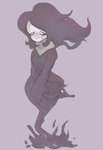 Gusts (Genderbent Gaster) by thegreatrouge