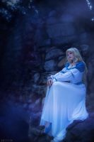 The Swan Princess - Princess Odette by KikoLondon