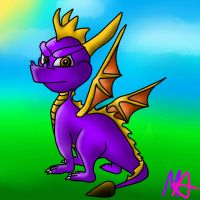 Spyro the Dragon  FAILLLL by SnowyMarriner