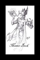 MisterBook by MisterFerv