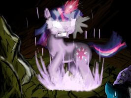 Angry Twilight by PixelDisc