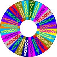 2015 Pressman DX Bonus Wheel 2 by germanname