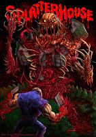 SPLATTERHOUSE by AustenMengler