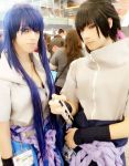 Otakuthon 2014 - Sasuke and Sasuko by SaskeyAVENGED
